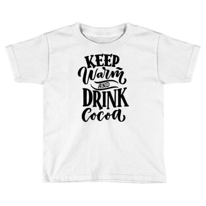 Cocoa Toddler T-shirt Designed By Traart