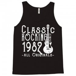 rocking since 1982 copy Tank Top | Artistshot