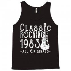rocking since 1983 copy Tank Top | Artistshot