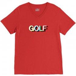 Golf V-Neck Tee | Artistshot