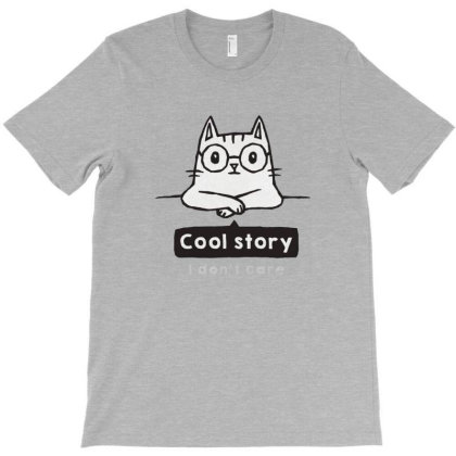 Cool Story T-shirt Designed By Dransa