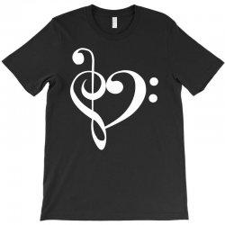 music heart rock baseball T-Shirt | Artistshot