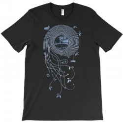 new from entropy records T-Shirt   Artistshot