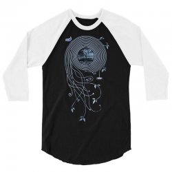 new from entropy records 3/4 Sleeve Shirt   Artistshot