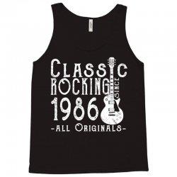 rocking since 1986 copy Tank Top | Artistshot