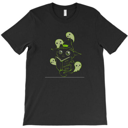 Preparing For Halloween! T-shirt Designed By Dransa