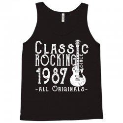 rocking since 1987 copy Tank Top | Artistshot