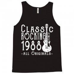 rocking since 1988 copy Tank Top | Artistshot