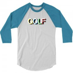 Golf 3/4 Sleeve Shirt | Artistshot