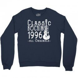 rocking since 1996 copy Crewneck Sweatshirt | Artistshot