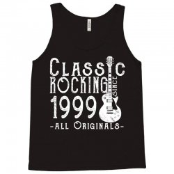 rocking since 1999 copy Tank Top | Artistshot