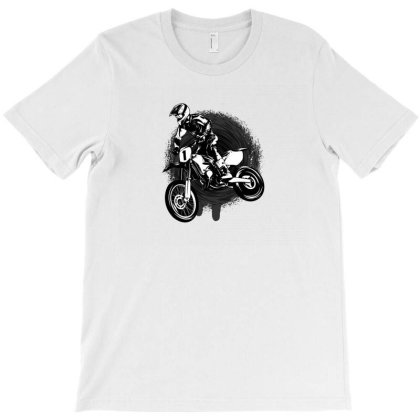 Motorcycle T-shirt Designed By Disgus_thing