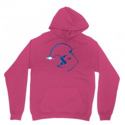 out baby fished Unisex Hoodie   Artistshot
