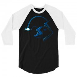 out baby fished 3/4 Sleeve Shirt   Artistshot