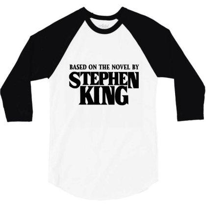 Based On The Novel  T Shirt 3/4 Sleeve Shirt Designed By Artdesigntest