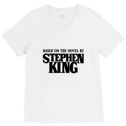 Based On The Novel  T Shirt V-neck Tee Designed By Artdesigntest