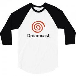 sega dreamcast unisex video game 3/4 Sleeve Shirt   Artistshot