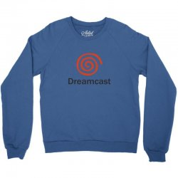 sega dreamcast unisex video game Crewneck Sweatshirt   Artistshot