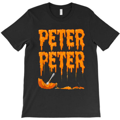 Peter Peter Pumpkin Eater T-shirt Designed By Conco335@gmail.com
