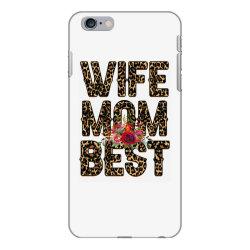 wife mom best iPhone 6 Plus/6s Plus Case | Artistshot