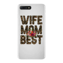 wife mom best iPhone 7 Plus Case | Artistshot