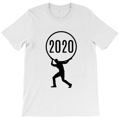 2020 Shit Just Got Real T-shirt Designed By Chiks
