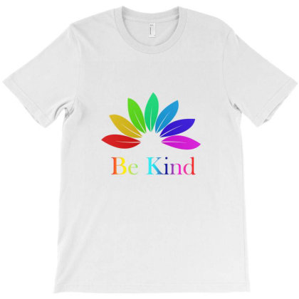 Be Kind T-shirt Designed By Chiks