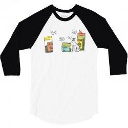 seasons greetings 3/4 Sleeve Shirt   Artistshot