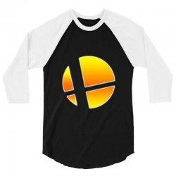 smash 3/4 Sleeve Shirt | Artistshot