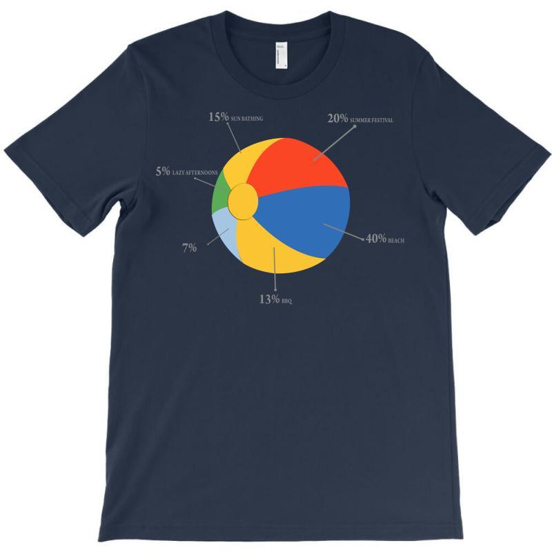 Summer Chart T-shirt   Artistshot