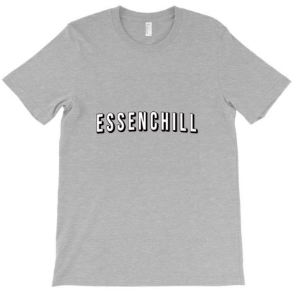 Essenchill T-shirt Designed By Davida