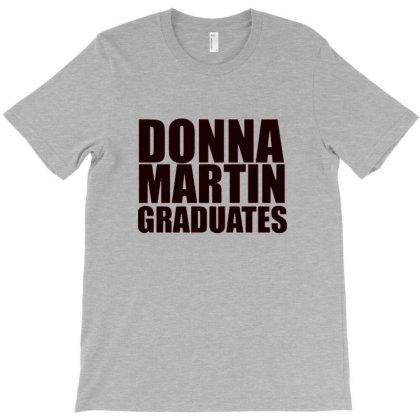 Donna Martin Graduates T-shirt Designed By Davida