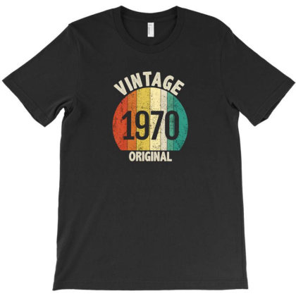 1970 T-shirt Designed By Disgus_thing