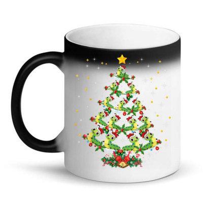 Santa Caterpillar Lover Xmas Magic Mug Designed By Koopshawneen