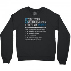 5 Things You Should Know About My Poppy Crewneck Sweatshirt | Artistshot