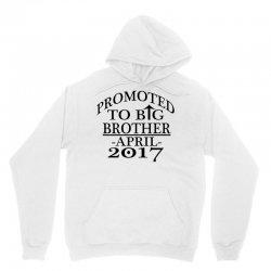 promoted to big brother Unisex Hoodie   Artistshot