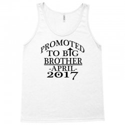 promoted to big brother Tank Top   Artistshot