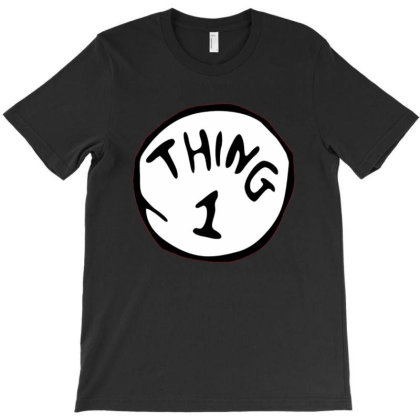 Thing 1 T-shirt Designed By Hadiandriani