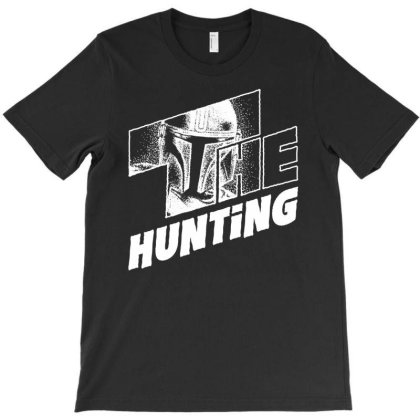 The Hunting Mandalorian T-shirt Designed By Hadiandriani