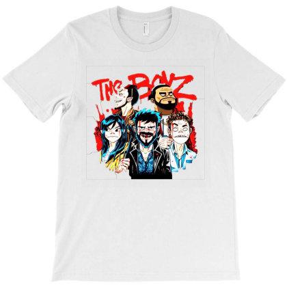 The Boyz T-shirt Designed By Daryaniagustina