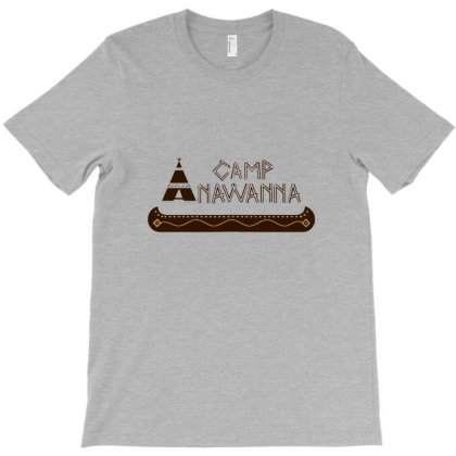 Camp Anawannacamp Anawanna T-shirt Designed By Gotlle