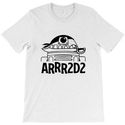 Arrr2d2 T-shirt Designed By Gotlle