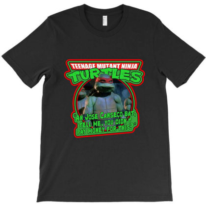 Mutant Ninja Turtles T-shirt Designed By Brandy