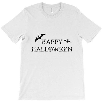 Happy Halloween T-shirt Designed By Esranur