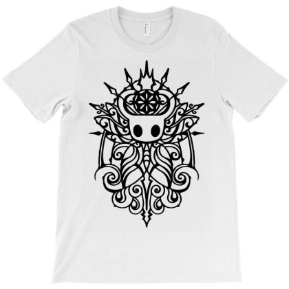 Hollow Knight Tribal White Classic T Shirt T-shirt Designed By Artdesigntest
