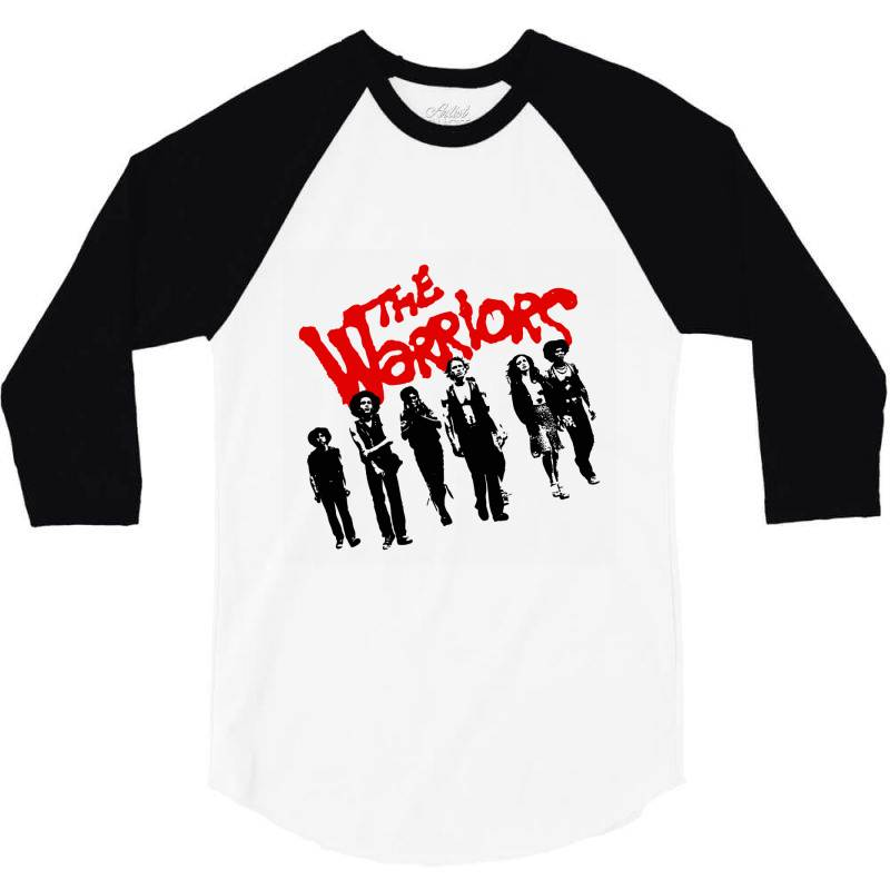 The Warriors , Warriors Gang Essential T Shirt 3/4 Sleeve Shirt | Artistshot