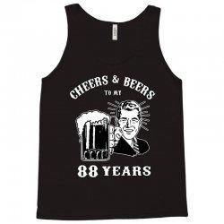 cheers and beers 88 Tank Top | Artistshot