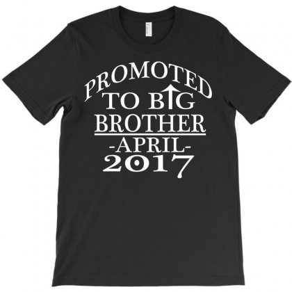 Promoted To Big Brother 1 T-shirt Designed By Teresabrador