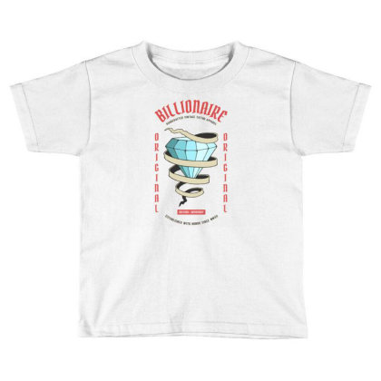 Diamond Toddler T-shirt Designed By Tamiart
