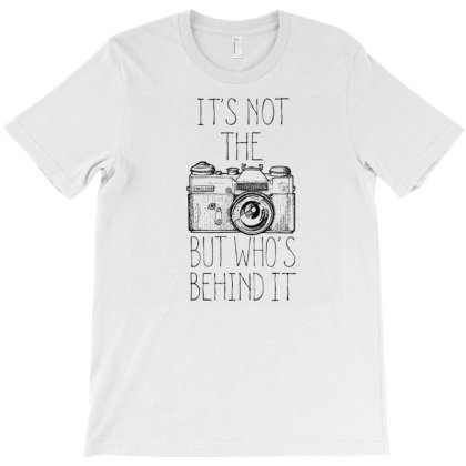 It's Not The But Who's Behind It T-shirt Designed By Congorbebek